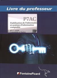 Deedr.fr Fiabilisation de l'information et système d'information comptable BTS 1re année Comptabilité et Gestion - Livre du professeur Image