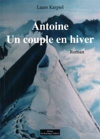 Laure Karpiel - Antoine - Un couple en hiver.