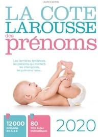 Laure Karpiel - La cote Larousse des prénoms.