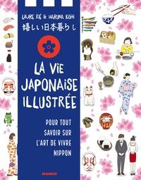 Laure Kié et Haruna Kishi - La vie japonaise illustrée.