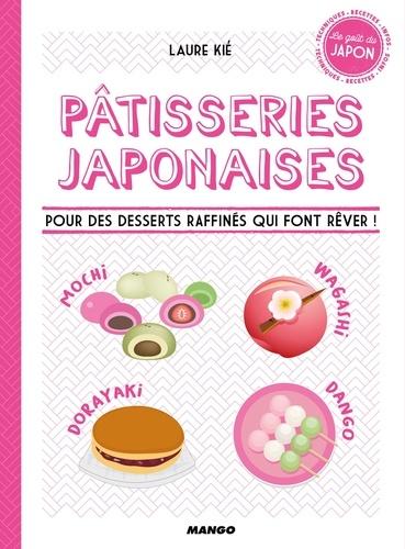 Pâtisseries japonaises. Recettes, infos et techniques en pas à pas