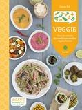 Laure Kié - Veggie - Tour du monde des meilleures recettes végétariennes.