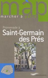 Laure Kressmann - Promenade à Saint-Germain des Prés.