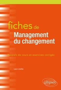 Laure Letellier - Fiches de management du changement.