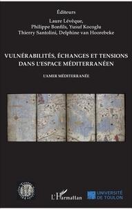 Laure Lévêque et Philippe Bonfils - Vulnérabilités, échanges et tensions dans l'espace méditerranéen - L'Amer Méditerranée.