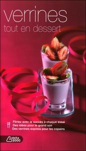 Laure Maso - Verrines tout en dessert.