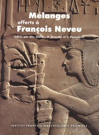 Laure Pantalacci - Mélanges offerts à François Neveu.
