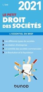 Laure Siné - Le petit droit des sociétés - L'essentiel en bref.