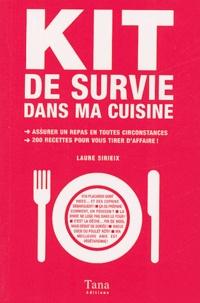 Laure Sirieix - Kit de survie dans ma cuisine.