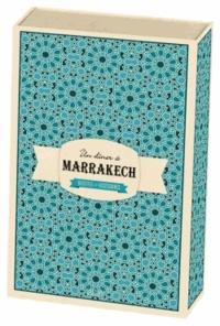 Histoiresdenlire.be Un dîner à Marrakech - Recettes et accessoires Image