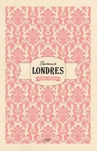 Laure Sirieix - Un tea time à Londres.