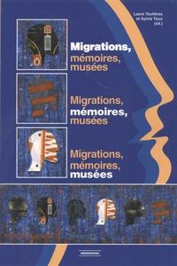 Laure Teulières - Migrations, mémoires, musées.