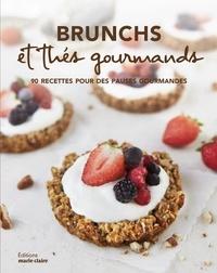 Laure Thomas et Juliette Labaltry - Brunchs et thés gourmands - 90 recettes pour des pauses gourmandes.