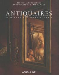 Deedr.fr Antiquaires - Le marché aux puces de Paris Image
