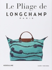 Laure Verchère - Le pliage de Longchamp Paris.