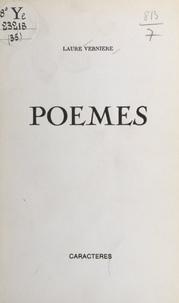 Laure Vernière et Bruno Durocher - Poèmes.