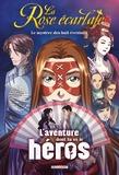 Laureen Bouyssou et Patricia Lyfoung - La Rose écarlate - L'aventure dont tu es le héros.