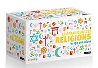 Laureen Bouyssou - Le grand quiz des religions en 150 questions.