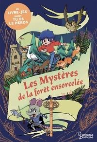 Laureen Bouyssou et  Miss Paty - Les mystères de la forêt ensorcelée - Le livre-jeu dont tu es le héros.