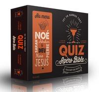 Laureen Bouyssou - Quizz Apéro Bible.