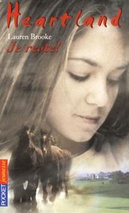 Lauren Brooke - Heartland Tome 1 : Je reste !. 1 Jeu