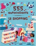 Lauren Ellis - Le shopping - 555 autocollants.