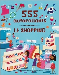 Lauren Ellis - Le shopping - 555 autocollants.