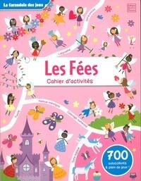 Lauren Ellis et Connie Isaacs - Les Fées - Cahier d'activités.