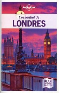 Lauren Keith et Steve Fallon - L'essentiel de Londres. 1 Plan détachable