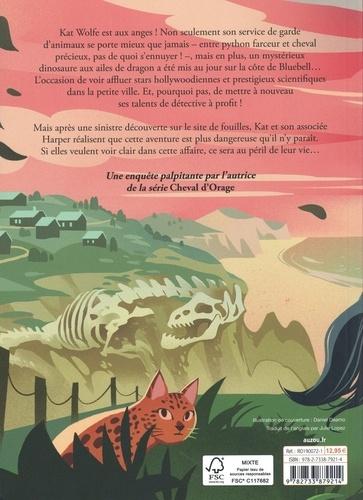 L'agence Kat Wolfe Tome 2 Le secret du dragon