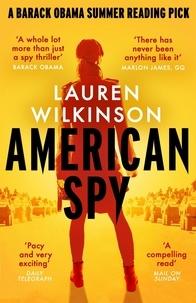 Lauren Wilkinson - American Spy.