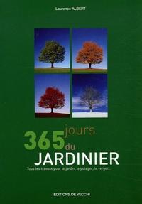 Laurence Albert - 365 Jours du jardinier.