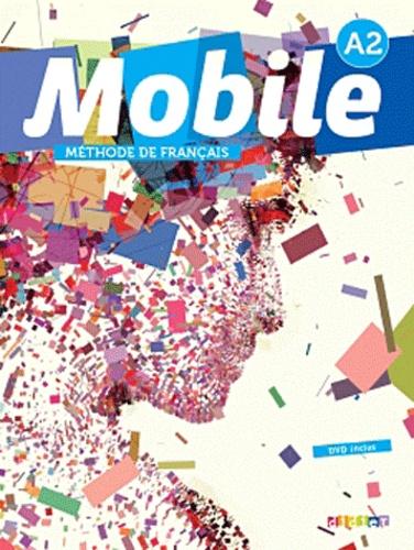 Laurence Alemanni et Catherine Girodet - Mobile A2 - Méthode de français. 1 DVD