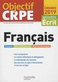 Laurence Allain-Le Forestier et Cécile Avezard-Roger - Français - Admissibilité Ecrit.