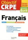 Laurence Allain Le Forestier et Cécile Avezard-Roger - Français - Admissibilité Ecrit.