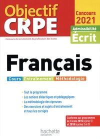 Laurence Allain Le Forestier et Cécile Avezard-Roger - Français - Admissibilité écrit.