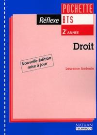 Laurence Audouin - Droit BTS 2ème année.
