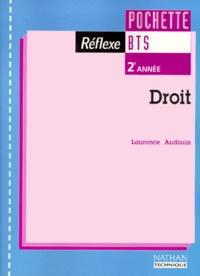 Laurence Audouin - Droit - BTS 2e année.