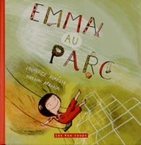 Laurence Aurélie et Marion Arbona - Emma au parc.