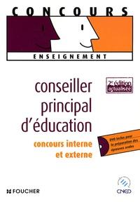 Laurence Azaïs et Sylvie Condette - Conseiller principal d'éducation - Concours interne et externe. 1 DVD
