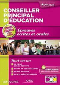 Laurence Azaïs et Sylvie Condette - Conseiller principal d'éducation - Epreuves écrites et orales.