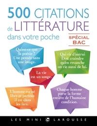Laurence Babic et Cécile Jannuska - 500 citations de littérature dans votre poche.