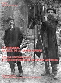 Laurence Baudoux-Rousseau et Michel-Pierre Chélini - Le patrimoine, un enjeu de la Grande Guerre - Art et archéologie dans les territoires occupés 1914-1921.