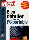 Laurence Beauvais - Bien débuter avec un PC portable.