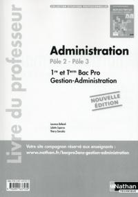 Accentsonline.fr Administration 1re et Term Bac Pro - Pôle 2, pôle 3 Image