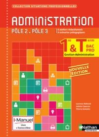 Administration Pôle 3 2e partie Pôle 2 1re et Tle Bac pro Gestion-Administration.pdf