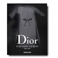 Laurence Benaïm et Laziz Hamani - Dior - Yves Saint Laurent, 1958-1960.