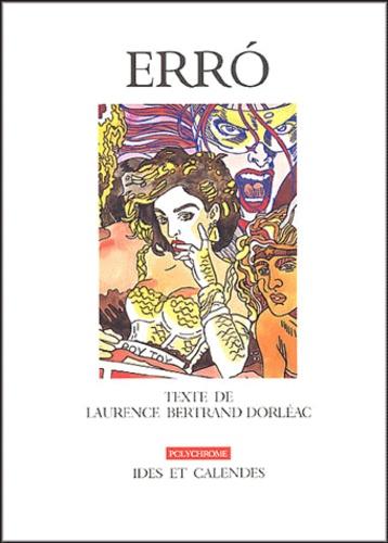 Laurence Bertrand Dorléac - Erro.