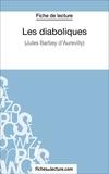 Laurence Binon et  Fichesdelecture.com - Les diaboliques - Analyse complète de l'oeuvre.