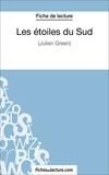 Laurence Binon et  Fichesdelecture.com - Les étoiles du Sud - Analyse complète de l'oeuvre.